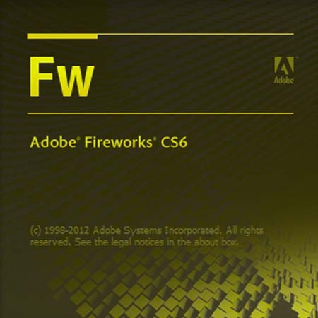 adobe Fireworks cs6 安装包 for mac 安装包