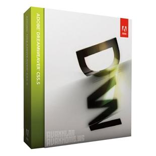 DW软件 Dreamweaver CS5 CS6 for PC 网页制作软件 视频教程