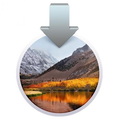 macOS Sierra 10.13.3(17D47) 自带四叶草2.4k r4391黑苹果原版安装镜像