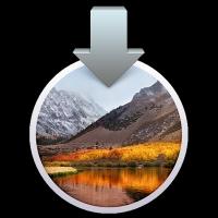 macOS High Sierra 10.13.6(17G65) Clover 2.4k r4596黑苹果原版安装镜像